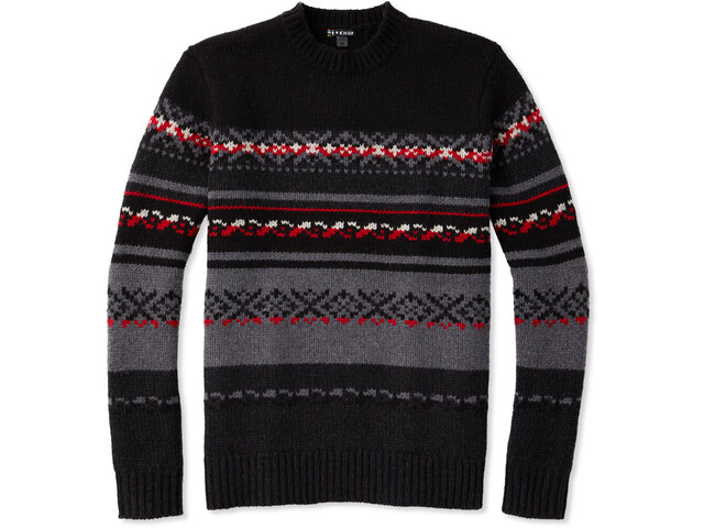 Smartwool CHUP Kaamos Suéter Hombre, charcoal heather